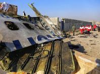 Опубликовано ВИДЕО предполагаемого попадания ракеты в украинский Boeing в Иране