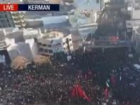 Иранские СМИ сообщили о погибших в результате давки на похоронах Сулеймани