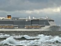 На задержанном в Италии из-за риска коронавируса лайнере находятся 67 россиян