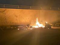 """США нанесли удар по военным лидерам Ирана: в аэропорту Багдада убит """"друг Путина"""" глава """"Аль-Кудс"""" и еще 10 человек (ВИДЕО)"""