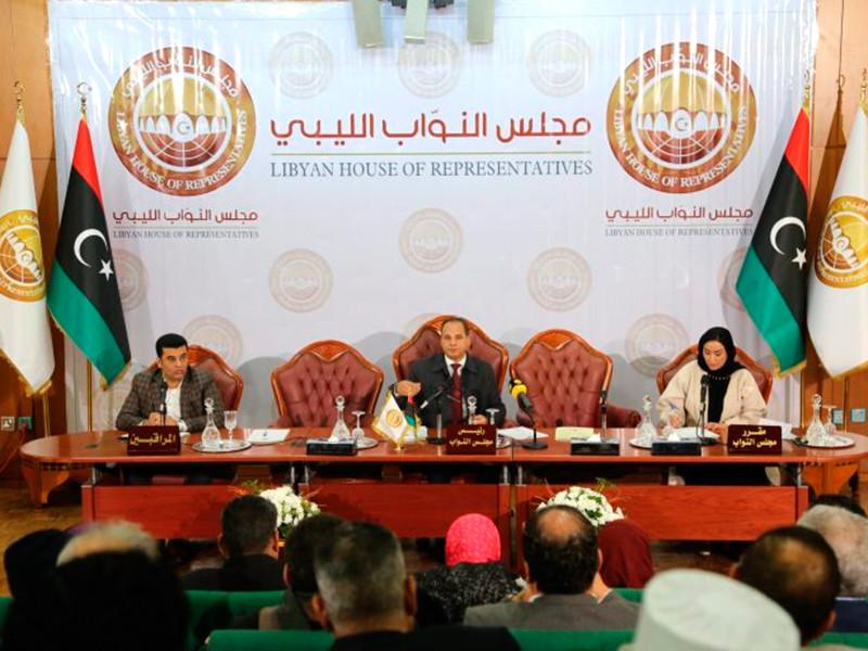 Палата представителей Ливии, заседающая на востоке страны и поддерживаемая Ливийской национальной армией (ЛНА) фельдмаршала Халифы Хафтара, проголосовал за отмену соглашения о военном сотрудничестве между Правительством национального согласия (ПНС) Файеза Сараджа и Турцией