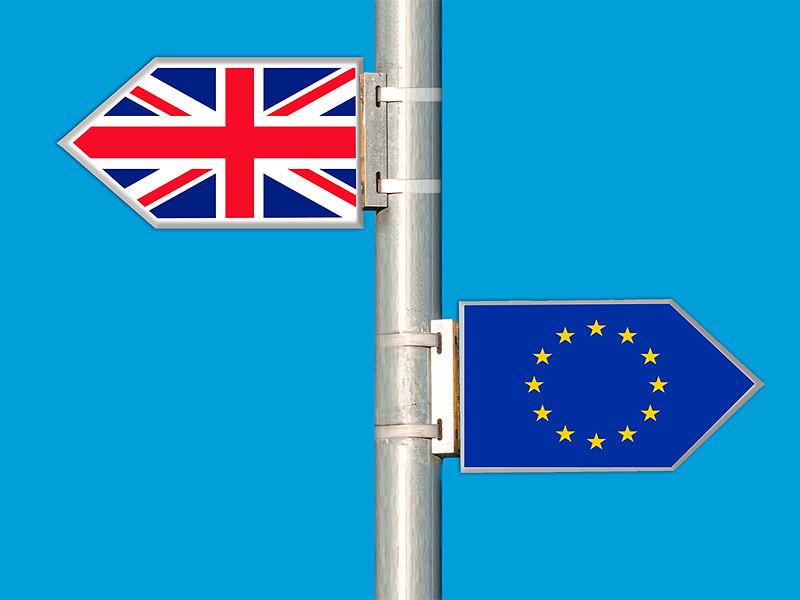 """Брюссель подписал соглашение о выходе Великобритании из ЕС"""" />"""