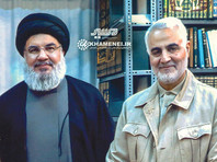 """Напомним, убитый в аэропорту Багдада командующий силами специального назначения """"Аль-Кудс"""" Корпуса стражей исламской революции (КСИР, элитные части ВС Ирана) генерал Касем Сулеймани оказывал военную поддержку группировке """"Хизбаллах"""""""