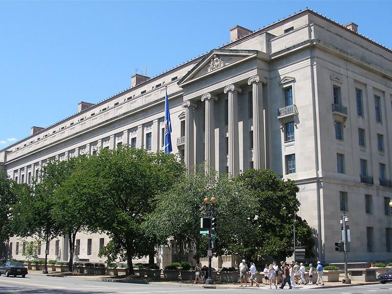 """Министерство юстиции США опубликовало новые материалы по """"российскому делу"""", которые включают в себя служебные документы ФБР, допросы ключевых свидетелей по делу о вероятном вмешательстве России в американские президентские выборы в 2016 году"""