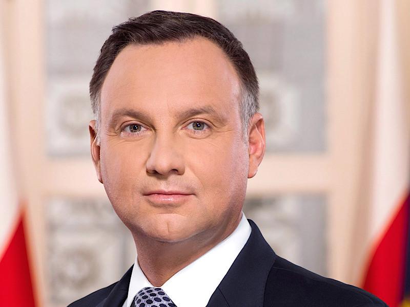 Президент Польши Анджей Дуда не примет участие в World Holocaust Forum в Израиле из-за присутствия на нем президента России Владимира Путина