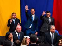 Власти Венесуэлы назвали нового главу парламента. Оппозиция не согласилась и переизбрала Гуайдо