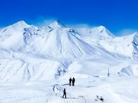 В Грузии российский турист погиб при сходе лавины