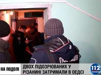 На Украине задержали предполагаемых убийц найденных в шкафу девушек