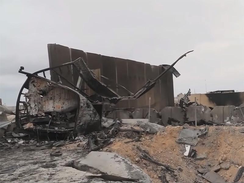 При ударе Ирана 8 января по базе Айн-эль-Асад на территории Ирака были контужены 11 американских военнослужащих