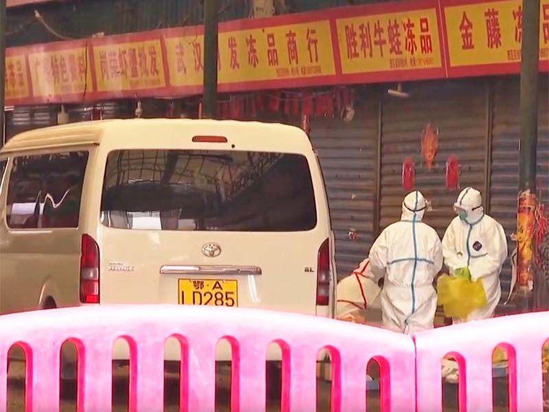 """Число заболевших пневмонией нового типа в КНР выросло до 876 человек, погибли 26"""" />"""