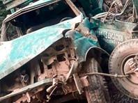 В Мексике обнаружили грузовик с обгоревшими телами 10 музыкантов