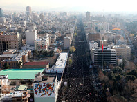 Миллионы людей в Тегеране приняли участие в похоронах генерала Сулеймани