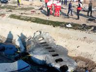 """Пассажирский самолет Boeing 737-800 авиакомпании """"Международные авиалинии Украины"""", который должен был выполнить рейс PS752 по маршруту Тегеран-Киев, разбился в районе международного аэропорта имени имама Хомейни сразу после взлета рано утром 8 января"""