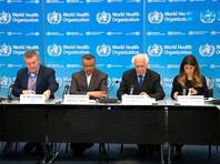 ВОЗ признала вспышку коронавируса nCoV2019 чрезвычайной ситуацией  международного значения