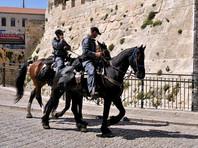 Израильская армия, погранслужба и полиция усиливают меры безопасности в Иерусалиме, а также на границе Газы