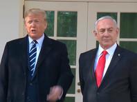Трамп заявил о готовности США продолжать борьбу с антисемитизмом