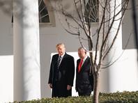 Дональд Трамп и Биньямин Нетаньяху, 27 января 2020 года