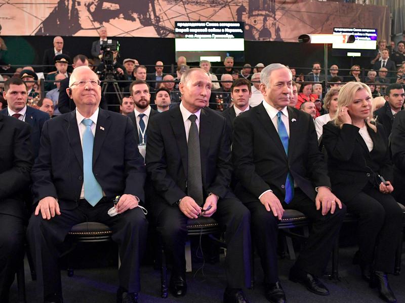 Встречи Путина с Зеленским в Иерусалиме не было, сказал Дмитрий Песков