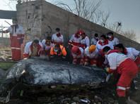 """Украинский пассажирский лайнер, разбившийся 8 января около Тегерана, был сбит двумя ракетами из ЗРК """"Тор-М1"""" сразу после взлета, сообщили в управлении гражданской авиации Ирана, которое выясняет причины трагедии"""