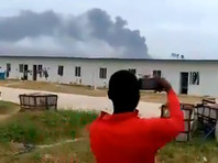 В Кении при нападении боевиков на американскую базу погибли трое военных