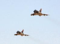Истребитель египетских ВВС разбился во время тренировочного полета, пилот погиб