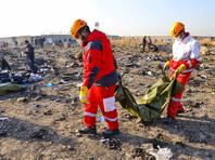 Западные разведслужбы склоняются к версии поломки рухнувшего в Иране самолета