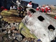 """8 января под Тегераном после взлета был сбит зенитными ракетами пассажирский лайнер Boeing 737-800 авиакомпании """"Международные авиалинии Украины"""". На борту находилось 167 пассажиров и девять членов экипажа, все они погибли"""