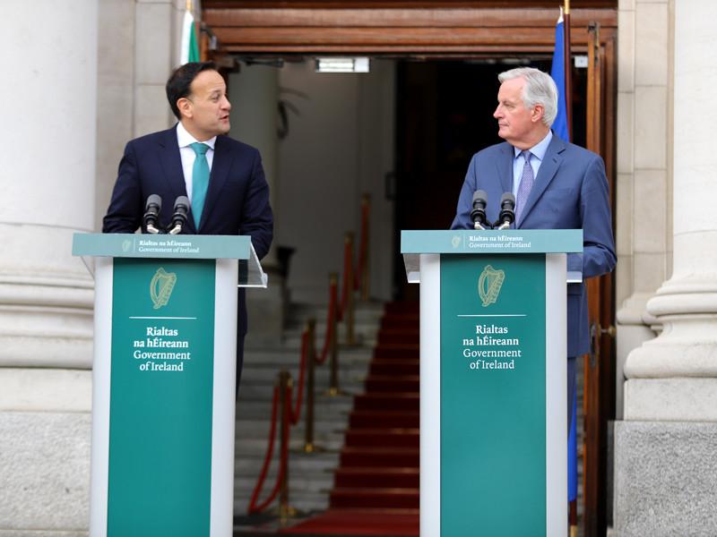 """Великобритания всегда получит место в ЕС, если захочет вернуться, сказал ирландский премьер-министр"""" />"""