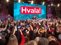 Оппозиционер Зоран Миланович победил на выборах президента Хорватии