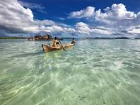 Два острова в Индонезии полностью затопило из-за глобального потепления, на очереди еще четыре
