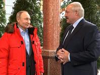 Переговоры Владимира Путина с Президентом Республики Беларусь Александром Лукашенко, 7 февраля 2020 года