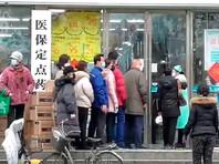 Число погибших от коронавируса в Китае достигло 2592 человек. В других странах погибли 27 человек (Список опасных территорий)