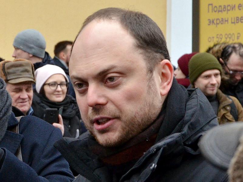 """Кара-Мурза через суд потребовал от ФБР раскрыть данные о его отравлении, которые замалчиваются три года"""" />"""