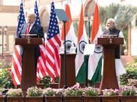 Президент США Дональд Трамп сообщил, что Вашингтон может принять новые ограничительные меры, связанные с ситуацией в Венесуэле. Соответствующее заявление глава Белого дома сделал во вторник на пресс-конференции по итогам визита в Индию