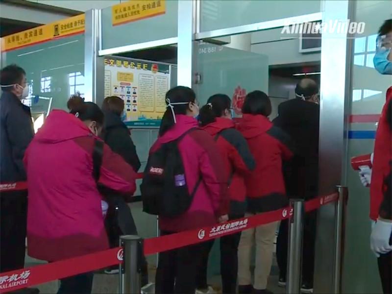 По данным на11 февраля, число жертв коронавируса в Китае превысило тысячу