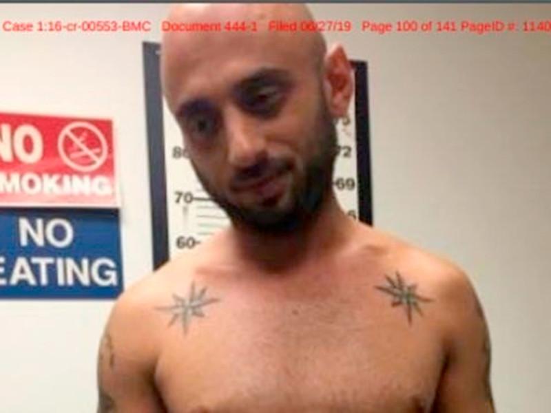 В США к 16,5 годам тюрьмы приговорен украинец, главарь эмигрантской мафии по кличке Пельмень