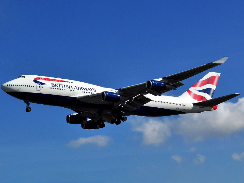 """Шторм """"Киара"""" домчал самолеты из Нью-Йорка в Лондон на 1,5 часа быстрее, но посадки были жесткими (ВИДЕО)"""