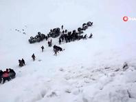 В Турции при повторном сходе лавины погибли более 30 участников спасательной операции