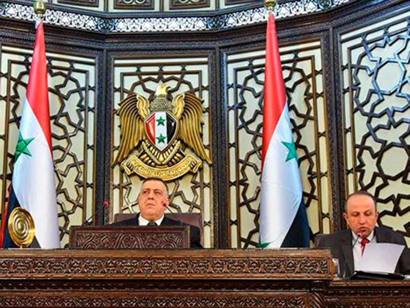 "Парламент Сирии назло Эрдогану признал геноцид армян"" />"