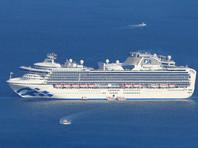 Diamond Princess 20 января вышел из порта Иокогама в двухнедельный круиз по маршруту Кагосима - Гонконг - Окинава