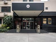 Ив-за угрозы эпидемии коронавируса американское консульство в городе Чэнду было закрыто