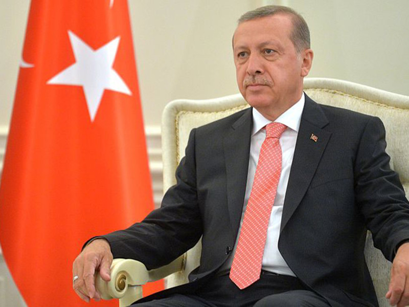 """Эрдоган назвал новую военную операцию Турции в Сирии """"вопросом времени"""""""" />"""