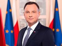"""Президент Польши Анджей Дуда обвинил Россию в агрессии против Украины и прибалтийских государств"""" />"""