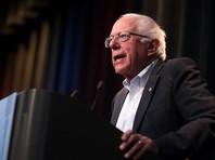 """78-летний """"социалист"""" Берни Сандерс победил на первых праймериз демократов в США, назвав это """"началом конца"""" эры Трампа"""
