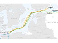 """""""Северный поток - 2"""" включает в себя две нитки газопровода общей мощностью 55 млрд кубометров газа в год, которые прокладывают от побережья России через Балтийское море до Германии"""