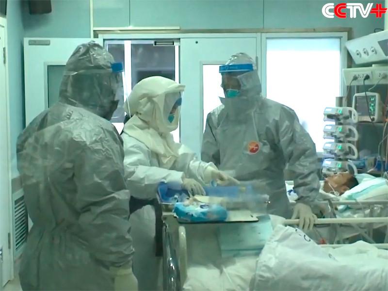 Власти Китая включили врекомендации по лечению коронавируса традиционную китайскую медицину и Abidol
