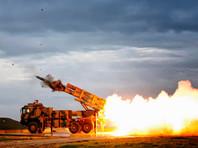 """Российские военные сообщили, что турецкие вооруженные силы артиллерийским огнем оказали поддержку атаке боевиков к юго-востоку от Идлиба в Сирии, """"что позволило террористам прорвать оборону сирийской армии"""""""