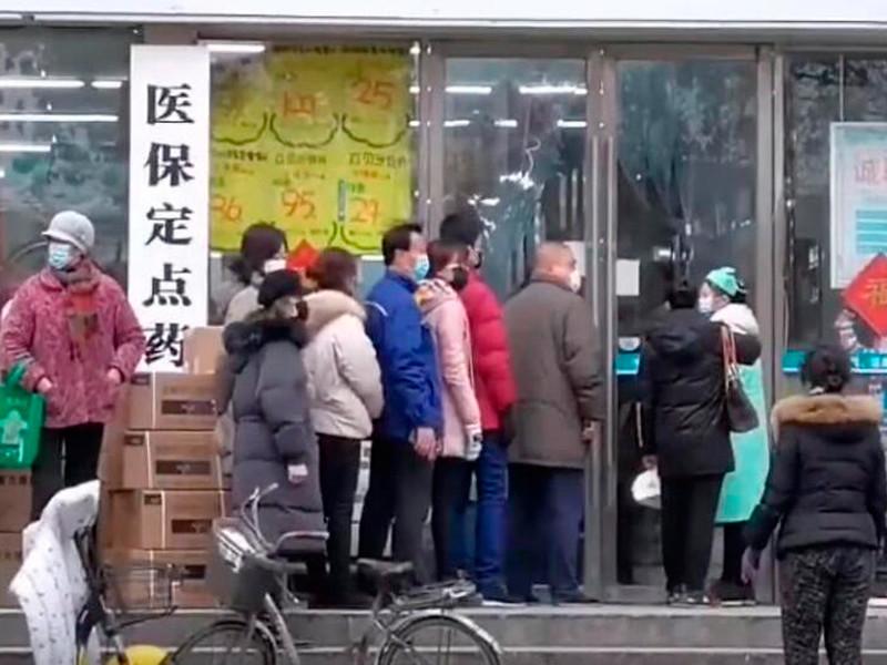 """В Китае перечислили связанные с коронавирусом нарушения, за которые грозит смертная казнь"""" />"""