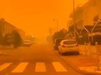Погода в Европе: шторм и наводнения во Франции, Германии, Австрии и Швейцарии, лесной пожар на Корсике, жара в Испании (ФОТО, ВИДЕО)