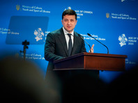 Президент Зеленский провозгласил возвращение Крыма национальной идеей Украины и утвердил 26 февраля Днем сопротивления оккупации